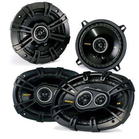 Jasmine Knicker (Kicker for Dodge Ram Truck 1994-2011 speaker bundle - CS 6x9