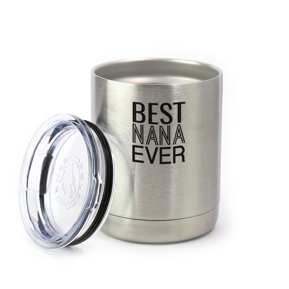 Best Ever Custom Steel Vacuum Insulated Small Tumbler