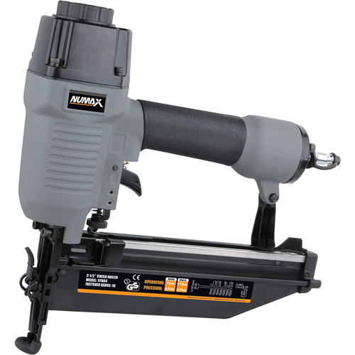 NuMax 16-Gauge Straight Finish Nailer