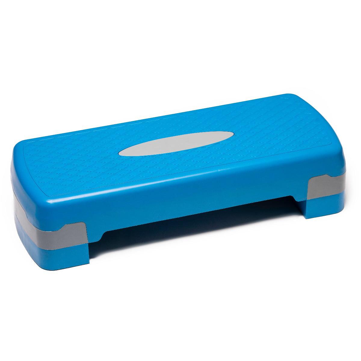 ~Yoga Step Up Cardio Gym Master Adjustable Aerobic Stepper Home Exercise Board