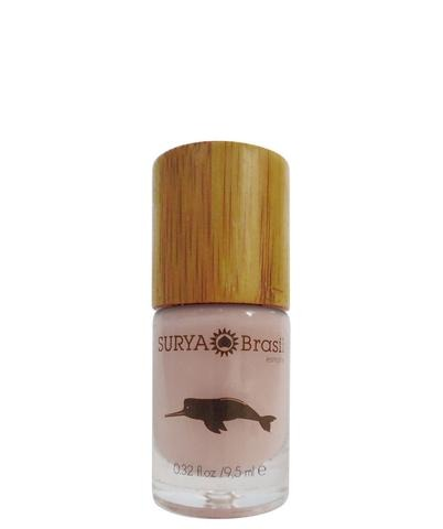 Nail Polish Amazon River Dolphin Surya Nature, Inc 0.32 fl oz (9.5 ml) Liquid by