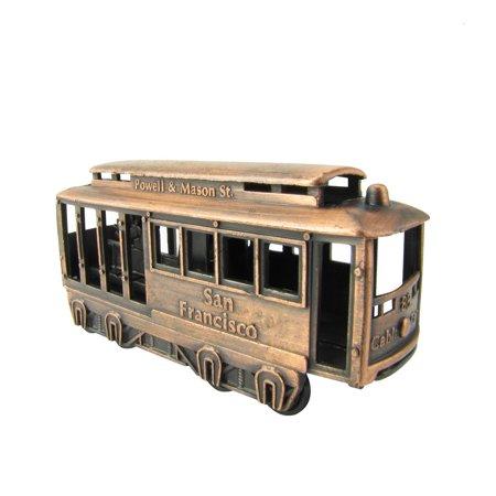 - 1:48 Scale O Gauge Model Train Accessory Mini Trolley/Cable Car Pencil Sharpener