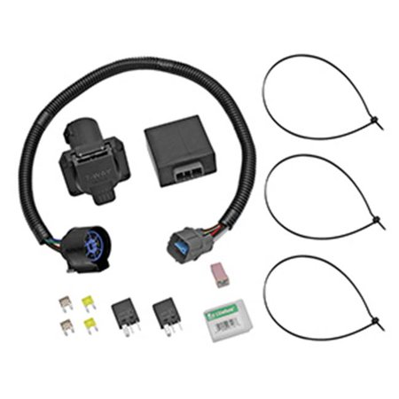 TOW READY 118253 Trailer Wiring Connector Kit - Walmart.com on