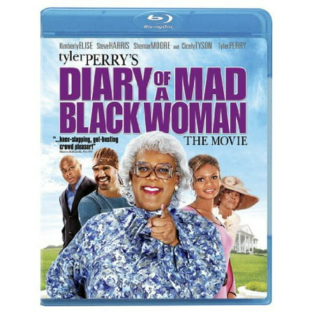 Tyler Perry's Diary Of A Mad Black Woman: The Movie (Blu-ray)](Adult Movie Store Online)
