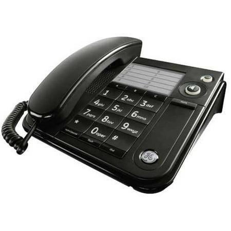 Desktop Phone - Corded Desktop Speakerphone Black