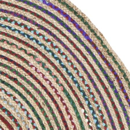 Safavieh Cape Cod 9' X 12' Handmade Jute Rug in Natural - image 1 de 3