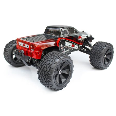 Redcat Racing Terremoto V2 Red 1 8 Scale Brushless Electric Monster Truck