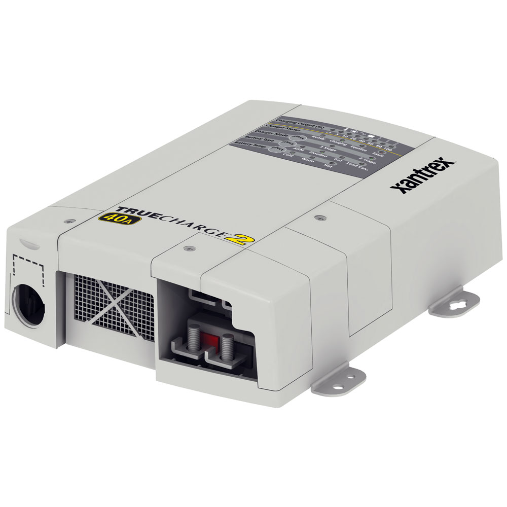 Xantrex TRUECHARGE™2 40Amp Battery Charger - 3 Bank 12V DC - image 1 of 1