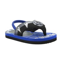 Avengers Toddler Boys' Black Panther Lighted Flip Flop - In-Store Only