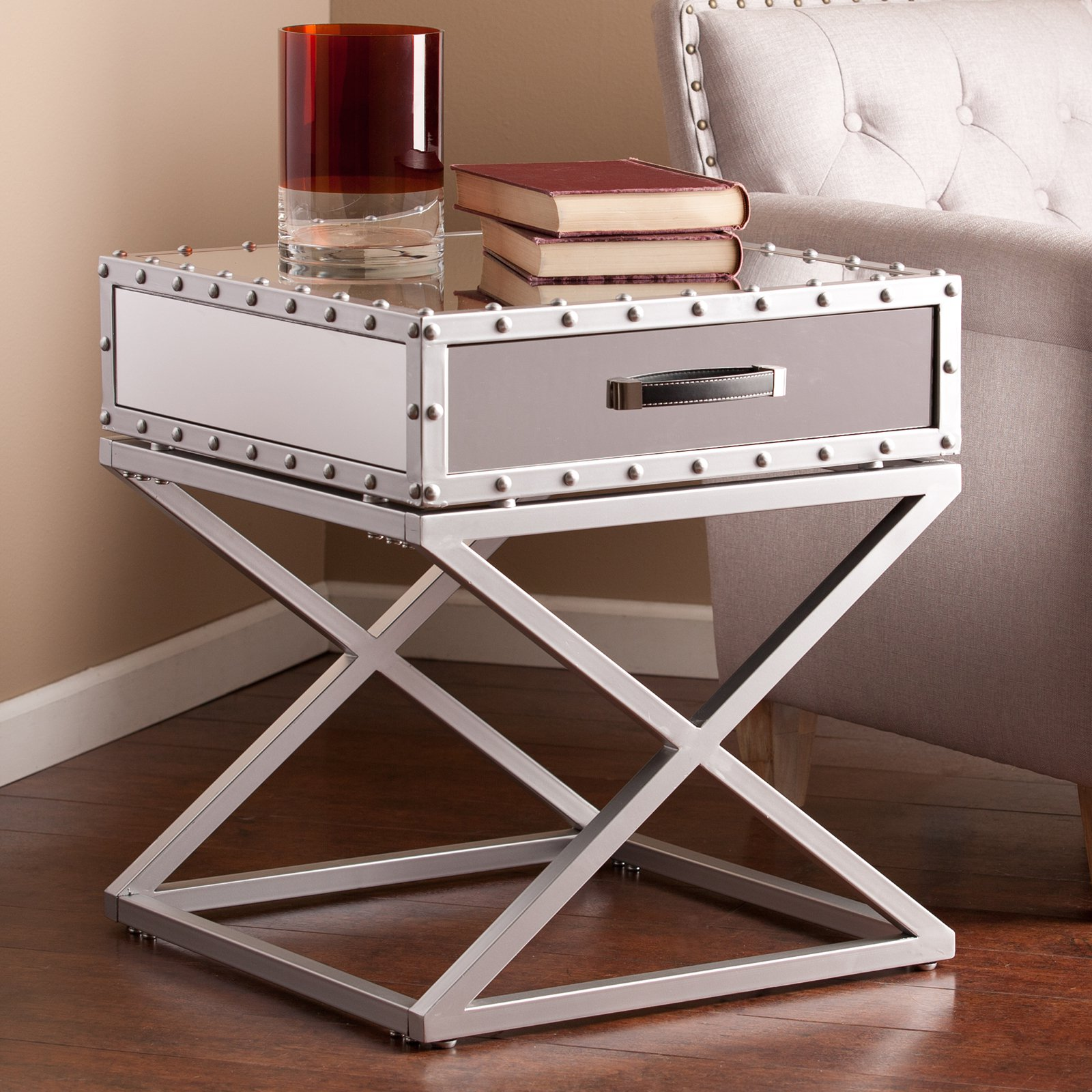 Southern Enterprises Lazio End Table