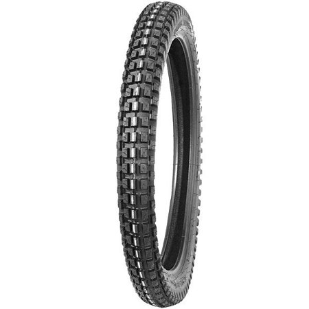 IRC TR-11 Trial Competition Tube Type Bias Front Tire 2.75-21 (301554)