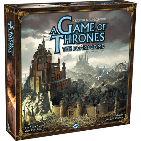 A Game of Thrones: The Board Game Second Edition](Game Of Thrones Cloak Pattern)