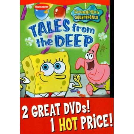 Spongebob Squarepants: Lost At Sea / Tales From Deep - Spongebob At Prom