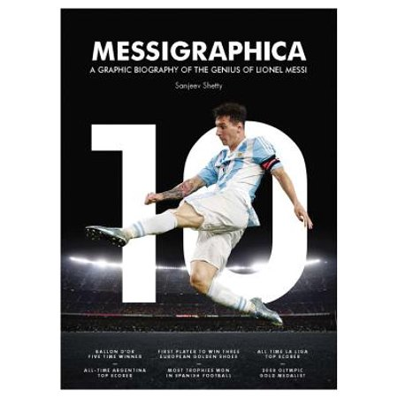 Messigraphica : A graphic biography of the genius of Lionel