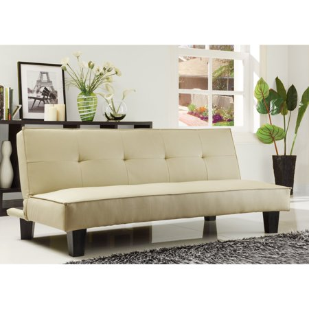 Super Chelsea Lane Tufted Mini Sofa Bed Lounger Theyellowbook Wood Chair Design Ideas Theyellowbookinfo