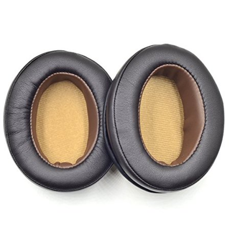 Brown Ear Pads Cushion for Sennheiser Momentum 1 Momentum 2.0 (M2) Wireless Over Ear (Sennheiser Momentum 2-0 Wireless Over Ear Headphones Review)