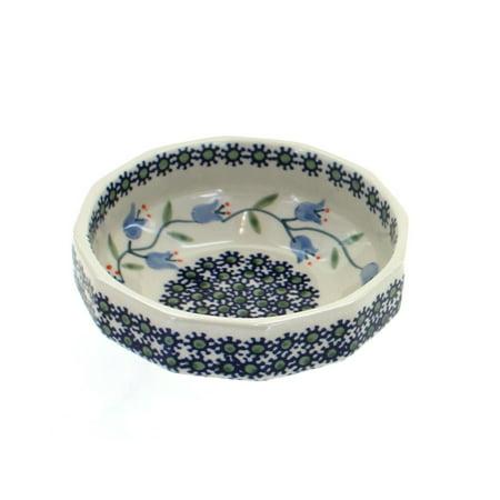Polish Pottery Tulip Small Angular - Angular Bowl