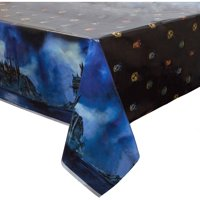 "Harry Potter Rectangular Plastic Table Cover, 84"" x 54"""