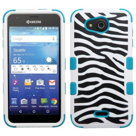 Insten Mexican Sombrero and Cactus Hard Hybrid Dual Layer Case For Kyocera Hydro Wave case cover (Sombrero For Sale)