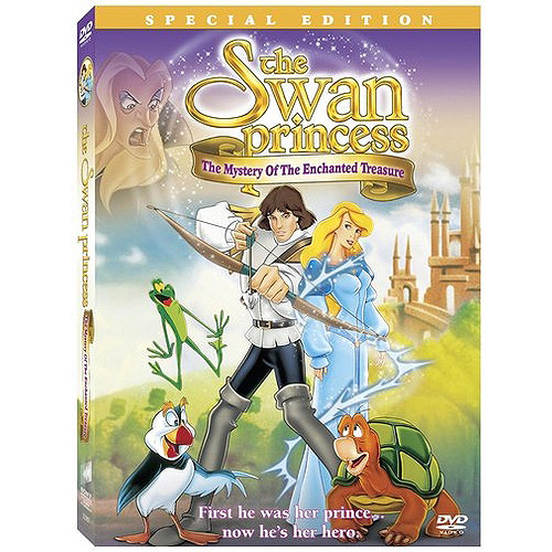 The Swan Princess: The Mystery Of The Enchanted Treasure (Full Frame, Special Edition)