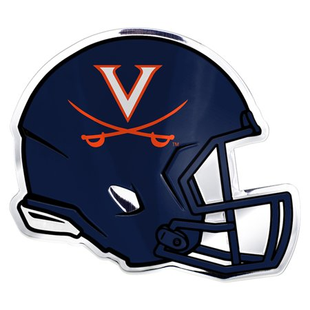 Virginia Cavaliers Auto Emblem Helmet Design