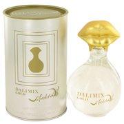 Salvador Dali Dalimix Gold By Salvador Dali For Women Eau De Tioilette Spray 3.4 oz