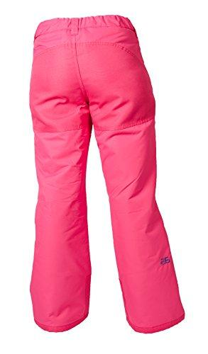 Black Arctix Youth Snow Pants with Reinforced Knees and Seat Small Husky