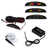 Electromagnetic Automatic Reversing Radar Sensor with LED Buzzer