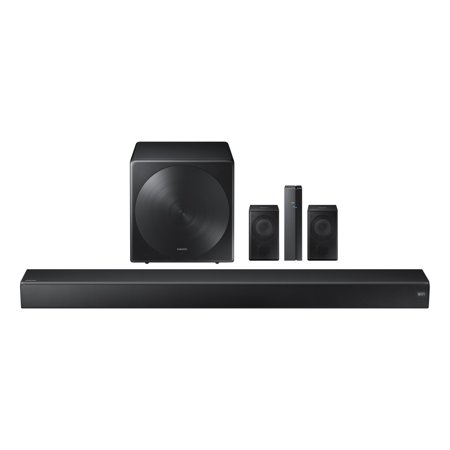 SAMSUNG 5.0 channel Sound+ 11 Speaker Built-In Premier Soundbar - HW-MS750/ZA