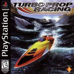 Racing Props (Turbo Prop Racing - Playstation PS1)