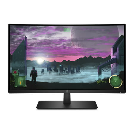 HP 27x 27-inch TN Display, 1920 x 1080, 16:9, 1000:1 static, 12,000,000:1 dynamic, 400 nits, 0.311 x 0.311 mm Pixel pitch, 1 ms GtG with overdrive, HDMI 2.0, DisplayPort 1.2, HDCP support