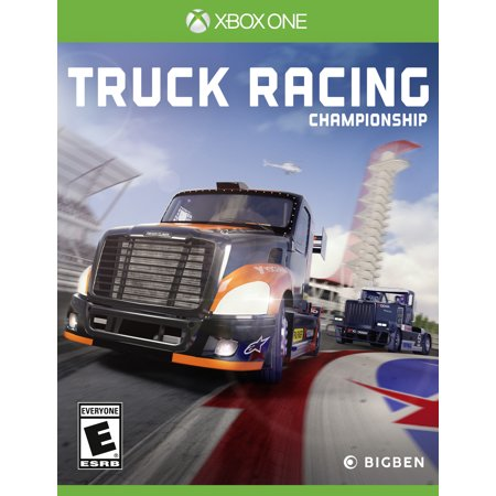 Truck Racing: Championship, Maximum Games, Xbox One, (Best Truck Racing Games)