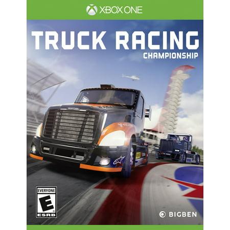 Truck Racing: Championship, Maximum Games, Xbox One, 814290014988