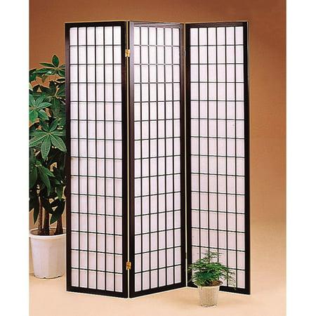 COASTER 3-Panel Room Divider, Item# 4622