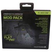 Xbox One Strikepack F.P.S. Dominator Wired Next Generation Mod Pack, Black