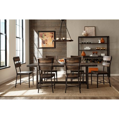 Hillsdale Furniture Jennings 7-Piece Dining Set