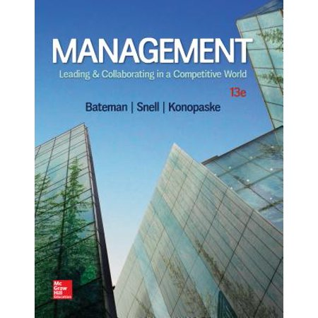 Management: Leading & Collaborating in a Competitive (Management Leading & Collaborating In A Competitive World)