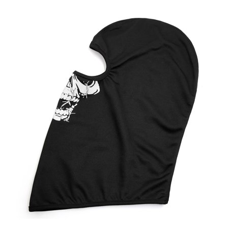 Windproof Full Face Mask Balaclava Neck Head Scarf Cap Cover for Bike Cycling - image 2 de 3