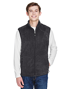 Ash City - North End Men's Voyage Fleece Vest