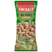 Emerald Nuts, Dill Pickle Cashews, 2.5 Oz