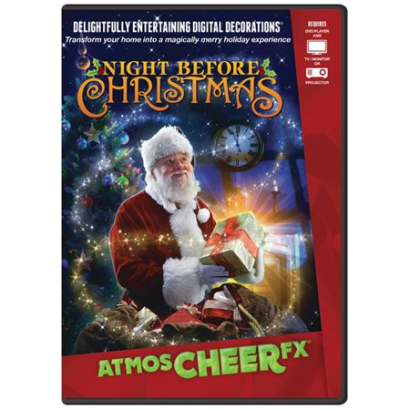 Morris Costumes ATC0004 Atmoscheer FX Night B4 Christmas Costume ()