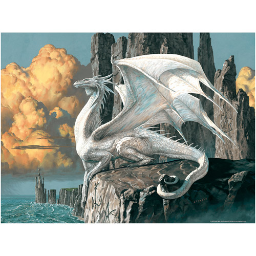 Ravensburger Dragon Puzzle, 1000 Pieces by Generic