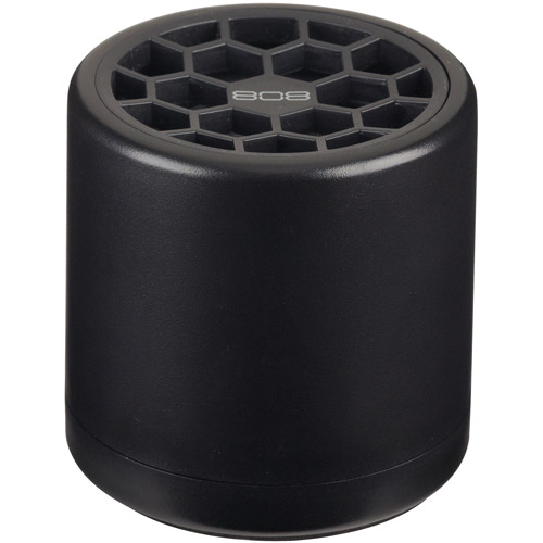 808 THUMP Black Portable Bluetooth Speaker