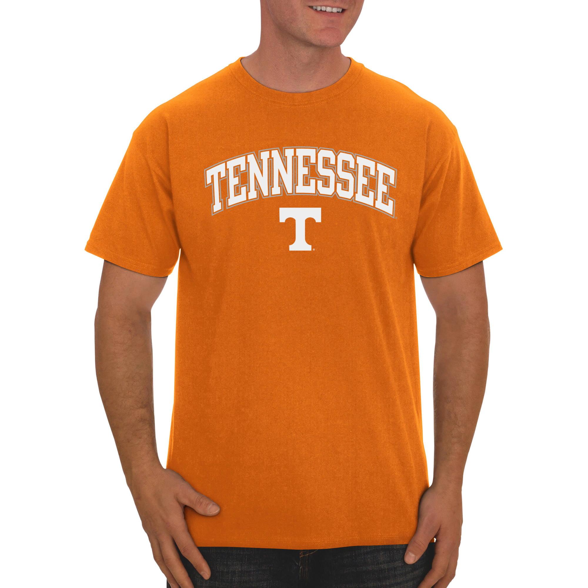 NCAA Tennessee Volunteers, Men's Classic Cotton T-Shirt