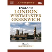 A Musical Journey: London   Westminster   Greenwich by NAXOS