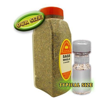 Sage Creek Naturals - Marshalls Creek Spices XL SAGE WHOLE