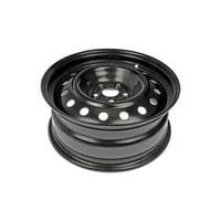 Dorman 939-174 Wheel, Black Finish, New