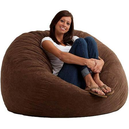 Fine Big Joe Large 4 Fuf Bean Bag Chair Multiple Colors Fabrics Creativecarmelina Interior Chair Design Creativecarmelinacom