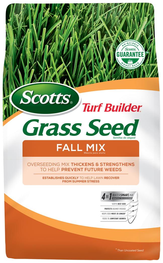 Scotts Turf Builder Grass Seed Fall Mix, 15 lbs.