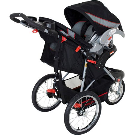 Baby Trend Expedition Jogger Travel System, Black